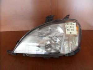 Mercedes ML w163 98-05 φανάρι εμπρός αριστερό