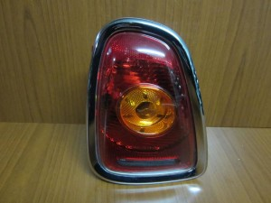 Mini cooper 2006-2014 πίσω φανάρι πορτοκαλί φλάς αριστερό