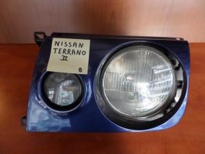 Nissan terrano 2 φανάρι εμπρός αριστερό