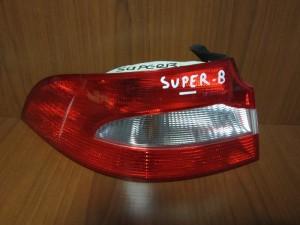 Skoda Superb 2008-2013 πίσω φανάρι αριστερό