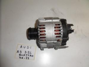 audi a3 05 08 3 2cc quatro dinamo 300x225 Audi A3 2005 2008 3.2cc Quatro δυναμό