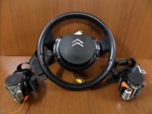 Citroen C4 2θυρο 2004-2011 airbag (χειριστήρια)
