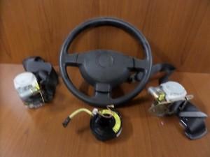 Daihatsu cuore 02-08 airbag-βολάν