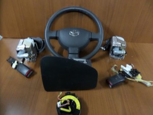 Daihatsu sirion 05 airbag