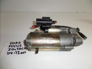 Ford focus 2.0cc TDCi 04-12 μίζα