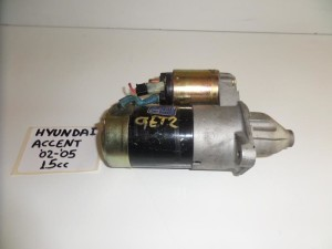 Hyundai accent 1.5cc diesel 02-05 μίζα