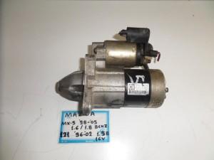 Mazda mx5 98-05 1.6 kai 1.8cc βενζίνη μίζα