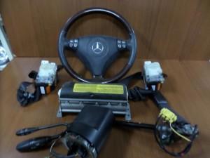 Mercedes slk R171 03-11 airbag γκρί