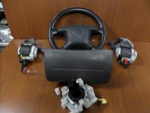 Mitsubishi Space Star 1998-2005 airbag