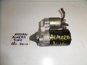 Nissan almera tino 1.8cc 2000 βενζίνη μίζα