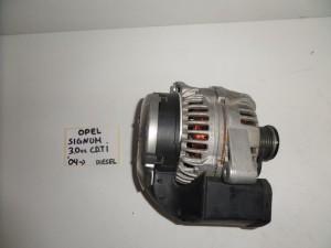 Opel Signum 3.0cc diesel 2003-2008 δυναμό