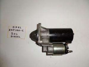 Opel zafira 05 2.0cc diesel μίζα