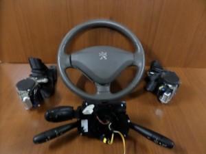 Peugeot 207 5θυρο 2006-2012 airbag.