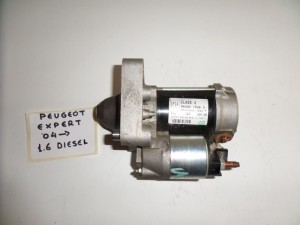 Peugeot expert 04 1.6cc HDi μίζα