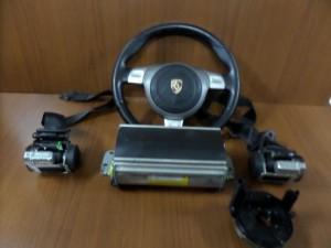 Porsche boxster 987 2004-2012 σετ airbag