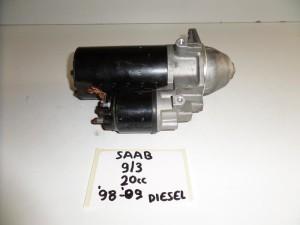 Saab 9-3 2.0cc diesel 1998-2003 μίζα