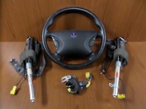 Saab 9-5 98-05 airbag-βολάν (χειριστήρια)