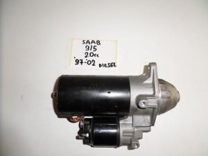 Saab 9-5 Diesel 1998-2005 2.2cc μίζα