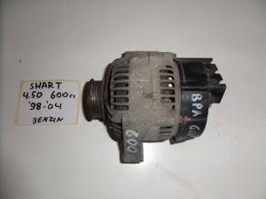 Smart Fortwo 450 1998-2002 600cc δυναμό