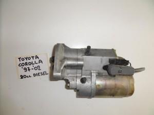 toyota corolla 97 02 2 0cc diesel aftomato miza 300x225 Toyota corolla 1997 2002 2.0cc diesel αυτόματο μίζα