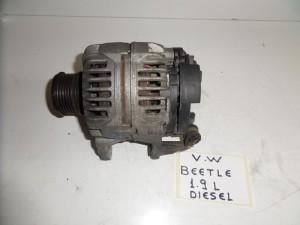 vw beetle 98 1 9cc diesel dinamo 300x225 VW beetle 1998 2011 1.9cc diesel δυναμό