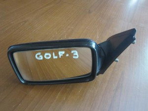 VW golf 3 1992-1998 ηλεκτρικός καθρέπτης αριστερός σκούρο μπλέ