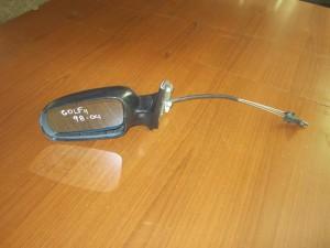 VW golf 4 1998-2004 μηχανικός καθρέπτης αριστερός άβαφος