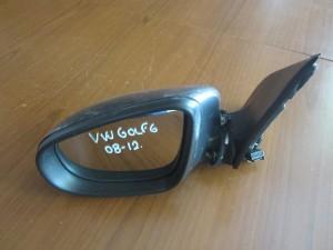 VW golf 6 08-12 ηλεκτρικός καθρέπτης γκρί αριστερός