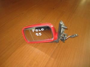 VW polo 1994-1999 ηλεκτρικός καθρέπτης αριστερός κόκκινος