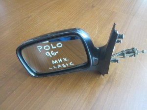 VW polo 1996-2001 μηχανικός καθρέπτης αριστερός μολυβί