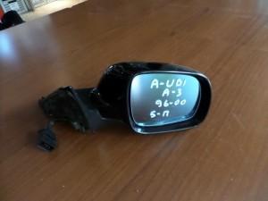 audi a3 96 00 5thiro ilektrikos kathreptis dexios mavros1 300x225 Audi A3 1996 2000 5θυρο ηλεκτρικός καθρέπτης δεξιός μαύρος