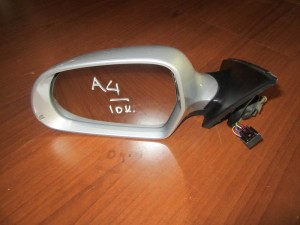 audi a4 08 12 kathreptis aristeros asimi 10 kalodia 300x225 Audi A4 2008 2010 ηλεκτρικός καθρέπτης αριστερός ασημί (10 καλώδια)