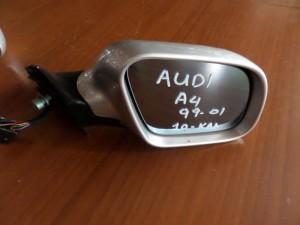 audi a4 99 01 ilektrikos kathreptis dexios asimi 10 kalodia1 300x225 Audi A4 1999 2001 ηλεκτρικός καθρέπτης δεξιός ασημί (10 καλώδια)