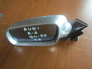 Audi A6 94-98 ηλεκτρικός καθρέπτης αριστερός ασημί (8 καλώδια)