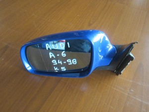 audi a6 94 98 ilektrikos kathreptis aristeros ble 5 kalodia 300x225 Audi A6 1994 1997 ηλεκτρικός καθρέπτης αριστερός μπλέ (5 καλώδια)