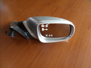audi q5 08 ilektrikos kathreptis dexios asimi 10 kalodia1 300x225 Audi Q5 2008 2017 ηλεκτρικός καθρέπτης δεξιός ασημί (10 καλώδια)