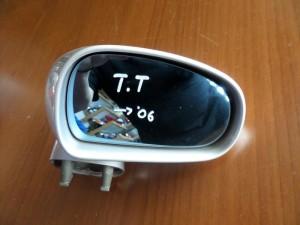 audi tt 06 ilektrikos kathreptis dexios asimi1 300x225 Audi TT 1998 2006 ηλεκτρικός καθρέπτης δεξιός ασημί