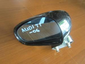 Audi TT 1998-2006 καθρέπτης μαύρος αριστερός