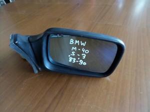 BMW series 3 E30-M40 83-90 ηλεκτρικός καθρέπτης δεξιός άβαφος