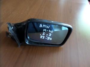 BMW series 3 E30-M40 83-90 ηλεκτρικός καθρέπτης δεξιός μαύρος