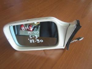 BMW series 3 E30/M-40 83-90 ηλεκτρικός καθρέπτης αριστερός άσπρος