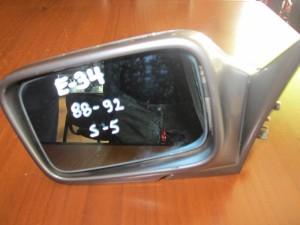 BMW series 5 E34 1988-1991 ηλεκτρικός καθρέπτης αριστερός γκρί