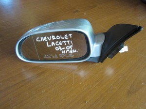 Chevrolet Lacetti 2003-2011 ηλεκτρικός καθρέπτης αριστερός ασημί