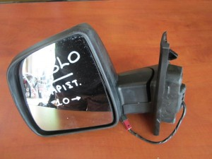 Fiat doblo 2010 ηλεκτρικός καθρέπτης με φλάς αριστερός γκρί
