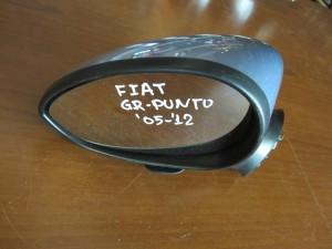 Fiat grande punto,fiat grande punto evo 2005-2015,fiat linea 2007-2015 ηλεκτρικός καθρέπτης αριστερός γαλάζιος
