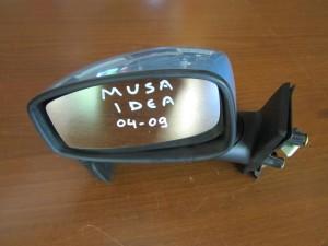 Fiat idea-Lancia musa 04-09 ηλεκτρικός καθρέπτης αριστερός θαλασί
