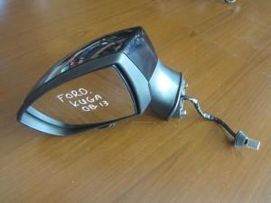 Ford Kuga 2008-2012 ηλεκτρικός καθρέπτης αριστερός μαύρος (7 καλώδια)