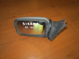 Ford siera 87-90 ηλεκτρικός καθρέπτης αριστερός ασημί