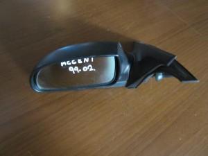 Hyundai accent 99-02 μηχανικός καθρέπτης αριστερός άβαφος