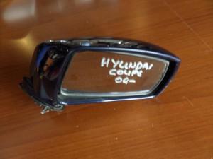 Hyundai coupe 2005-2008 ηλεκτρικός καθρέπτης δεξιός μπλέ